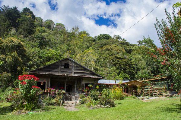 Casa Antigua San Gerardo Rivas PZ #1